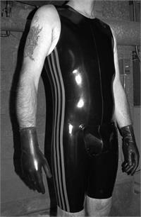 7f0deba1f4 Surf suit neck entry sleeveless